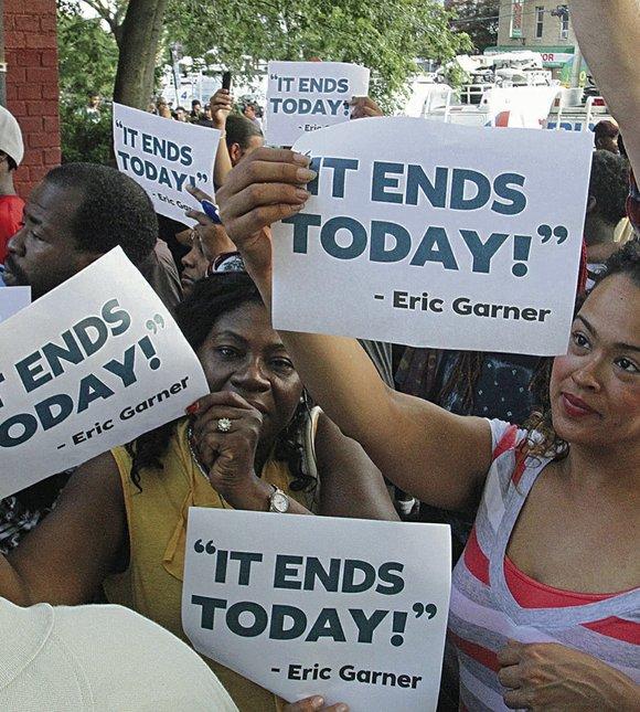 Garner-case-protest